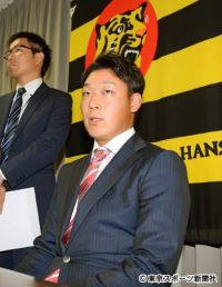 阪神・大山 マネジメント会社のオファー拒否で野球漬け決意