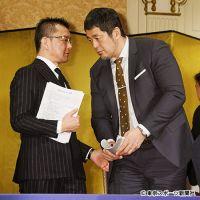 【RIZIN】榊原委員長 引退発表・日馬富士に興味「既成概念にとらわれず攻めたい」