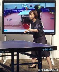 【卓球】石川と張本がIT技術で中国を丸裸