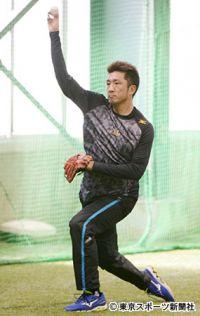今季一軍登板なしの広島・永川を直撃「まだまだ強い球投げられる」