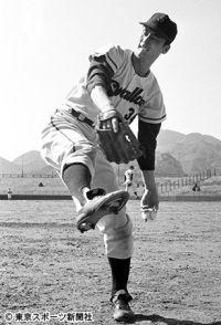 67年前…鉄腕・金田正一の入団テスト秘話