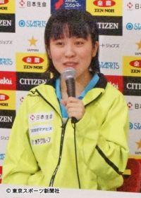【全日本卓球】平野美宇が女子シングルスでベスト4進出