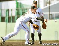 巨人・岡本が阿部とまさかの一塁手争い