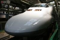 2019年度引退へ JR東海「カモノハシ」700系新幹線、最後の大規模検査を終了