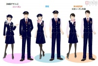 東海道新幹線パーサー、制服をリニューアル 2018年の「役割拡大」ふまえ