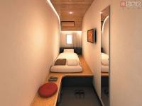 新タイプの「個室簡易型ホテル」開業へ 2018年秋、京都に1号店 相鉄グループ