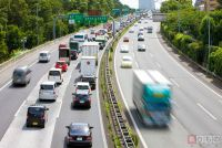 66kmの渋滞も お盆期間の高速道路、昨年より渋滞回数増加 交通量は1%減