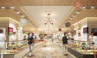 JR川崎駅のアトレ川崎、増床部開業でグランドオープン 駅北口通路・北改札の開業に合わせ