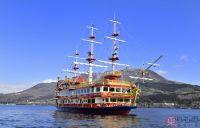 箱根・芦ノ湖の海賊船、どう建造? 定員500人以上の観光客船が山奥の湖に浮かぶまで