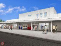 東関東道下りの湾岸幕張PAがリニューアル! ショッピングコーナーの売り場拡張