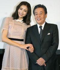 片瀬那奈、風間杜夫との共演で好みのタイプが変わった!? 「世界が広がったし、希望が持てた」