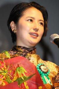 長澤まさみ、最優秀女優賞を獲得 「まだまだお芝居を頑張っていきたい」