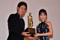 大泉洋、主演7作品全てで最優秀主演男優賞を受賞 「茶番感がひどい」