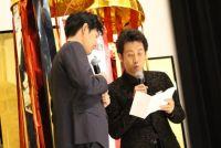 大泉洋、松田龍平の発言に憤慨 「おまえ、事務所の人間か!?」