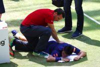 なぜリタイアばかり…錦織圭が「芝コート」で負傷するワケ
