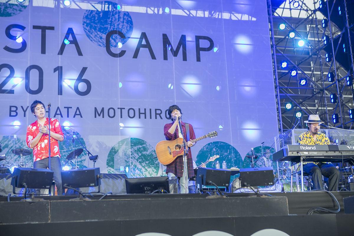秦 基博プロデュース 『Augusta Camp 2016』が大輪の花火とともに閉幕