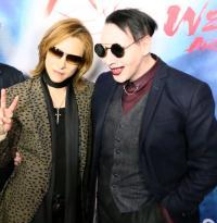 『WE ARE X』を世界のスター達が絶賛、マリリン・マンソンからはYOSHIKIとのRec報告も