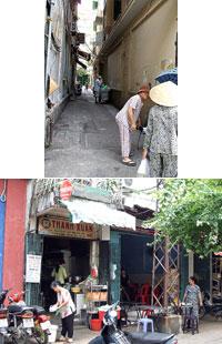 ベトナムのおばちゃんのファッション事情に迫る