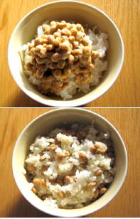 納豆ごはんの正しい食べ方?!