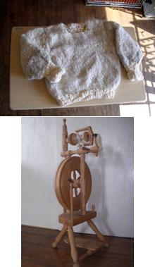 犬の抜け毛でセーターを編む!?