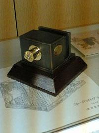 日本カメラ博物館で「徳川慶喜も使ったカメラ」を買う