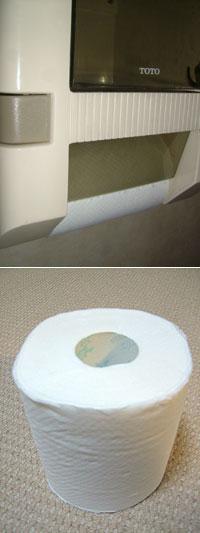 いる?いらない? トイレットペーパーのミシン目の謎