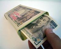 100万円貯まる! 一万円札専用貯金箱
