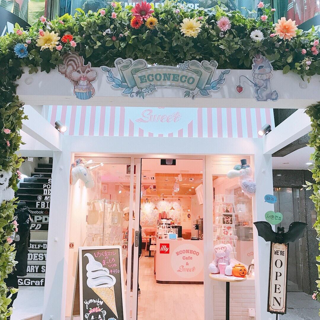 今流行りのかわいいカフェ&インスタ映えスポット 関西編?(laurier press
