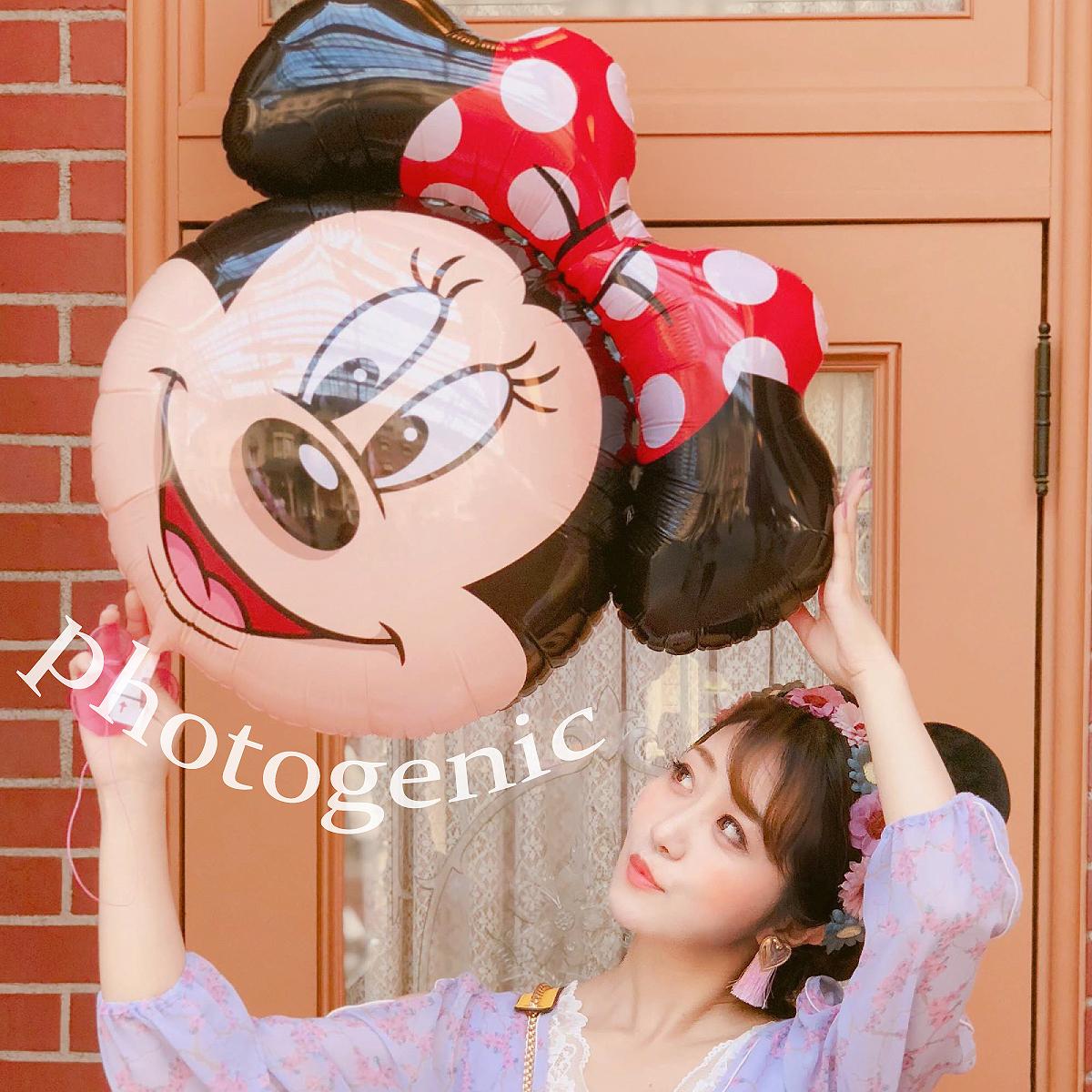 ディズニー風船 と #ディズニー香水 で楽しむ東京ディズニーランド