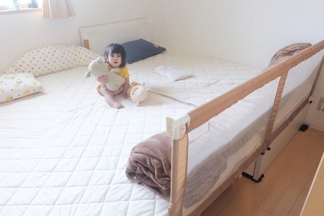 赤ちゃん ベッド から 落ちる 赤ちゃんがベッドから落ちた!救急相談に対処法を聞いたときの話