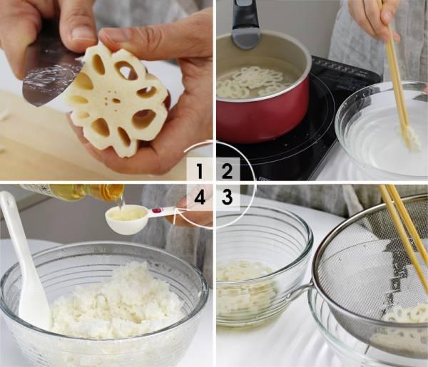 マイパーラーを使えば簡単!ひな祭りのお祝いに「お花の形のお寿司ケーキ」