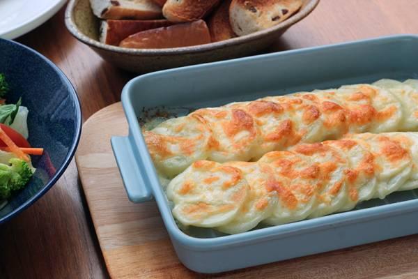 じゃがバタチーズの作り方
