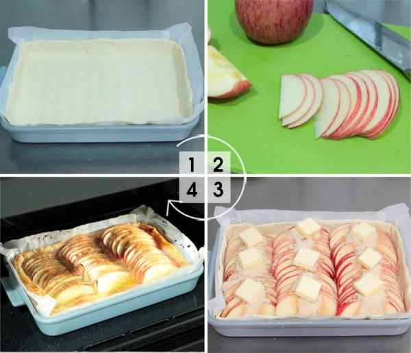 グリラーで作ろう!冷凍パイシートで簡単「キッシュ&アップルパイ」