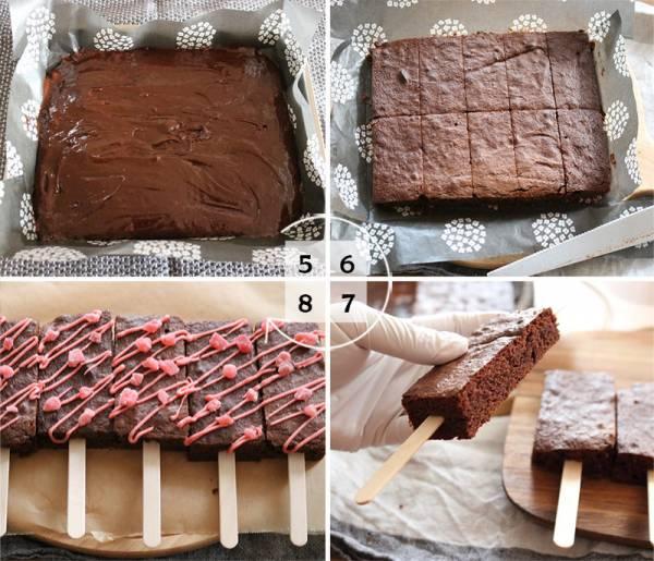 【バレンタインお配りレシピ】ホットケーキミックスで作るブラウニーバー