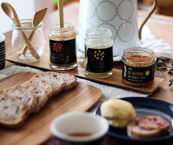 こんな時こそ、おうち時間を楽しもう〜いちごバターとパンで気軽におうちカフェ