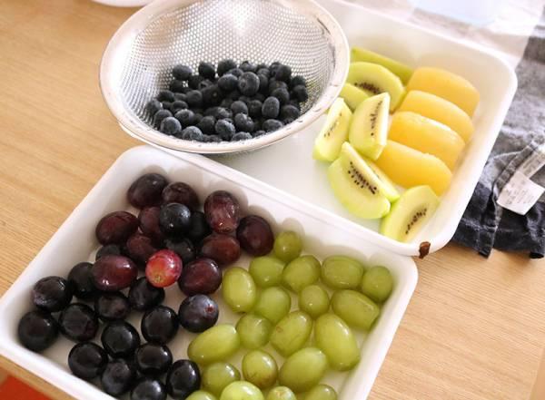 旬のフルーツてんこ盛り!コスパも◎なフルーツテリーヌ