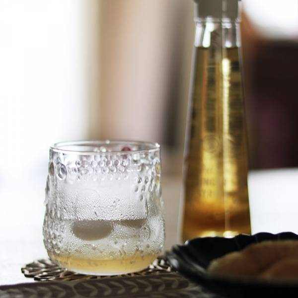 夏の疲れを美味しくリセット、免疫力アップにちょっと特別な黒糖ジンジャー&レモン(ミルク餅レシピ付き)
