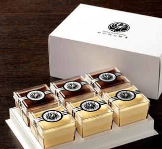 江戸流行婦凛(プリン)-プレーン×チョコレート-/おいしいギフト大賞 2018