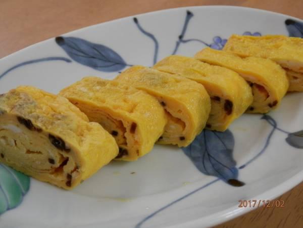 簡単アレンジ卵☆塩昆布の卵巻きby:kaana57さん