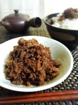 牛肉の佃煮by:こっぷんかぁちゃんさん