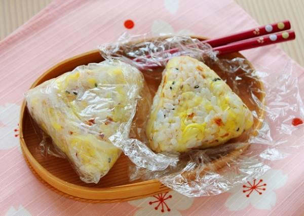 かさ増しで簡単ダイエット弁当!「キャベツとおかかのおにぎり」by:かめ代(亀山泰子)さん