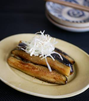 ポン酢で簡単!とろとろジューシーがおいしい「なすポン」by:村山瑛子さん
