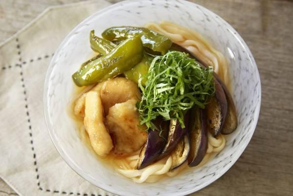 焼いて漬けるだけ!簡単ヘルシーおかず「鶏肉と秋ナスの焼きびたし」by:FOOD unit GOCHISOさん