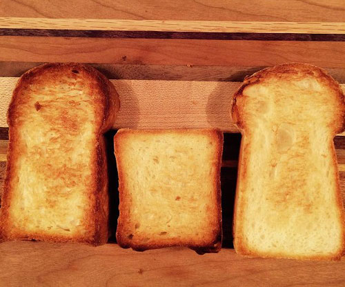 食パン3種を食べ比べできる「365日」@代々木八幡