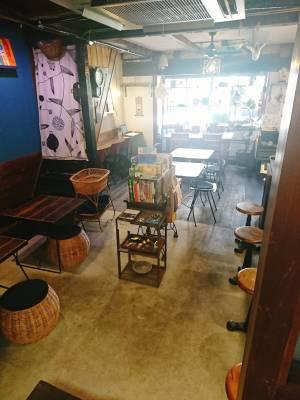 落ち着く古民家カフェCafe TIGER