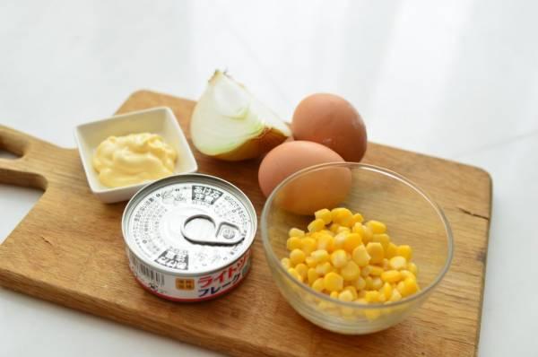 5分でできるお手軽アレンジ!缶詰活用「ツナコーンのスクランブルエッグ」