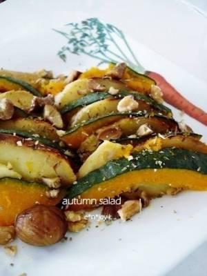 秋の温野菜ほくほくサラダby:kayさん