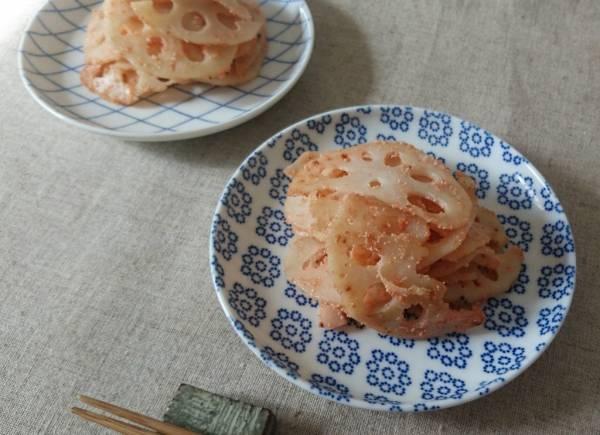 一品足りない時にちゃちゃっと簡単!「れんこんのめんたいバター炒め」by:村山瑛子さん