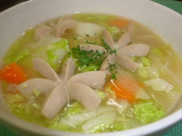 *ふんわりスープ*by:happyspiceさん