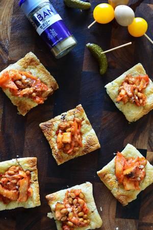 ヨーグルトキムチ納豆の油揚げピザ簡単節約5分子どもおやつ大人つまみby:青山金魚さん